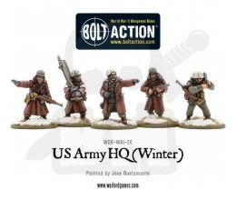 US Army Command (Winter) - 5 pcs
