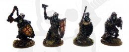 Undead Legion Hearthguard 4 pcs SAGA