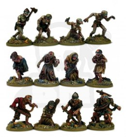 Undead Legion Mindless 12 pcs SAGA