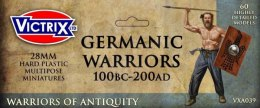 Germanic Warriors 60 szt.
