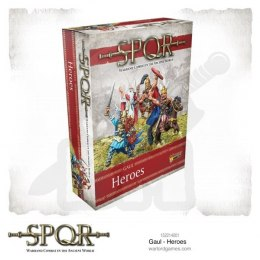 SPQR: Gaul - Heroes - 4 pieces