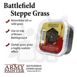Army Painter Basing Battlefield Steppe Grass 2019