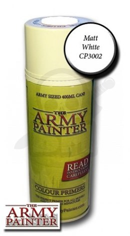Army Painter Primer Matt White