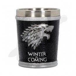 Winter Is Coming Shot Glass (GOT) 7cm