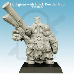 Umbra Turris Half-giant with Black Powder Gun