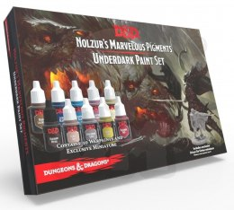 Army Painter Warpaints D&D Underdark Paint Set