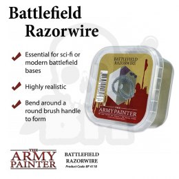 Army Painter Basing Battlefield Razorwire 2019