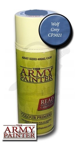 Army Painter Primer Wolf Grey