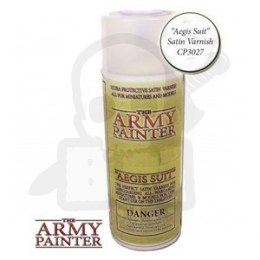 Army Painter Primer Base Aegis Suit Satin Varnish