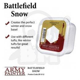 Army Painter Basing Battlefield Snow 2019