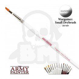 Army Painter Brush Small Drybrush