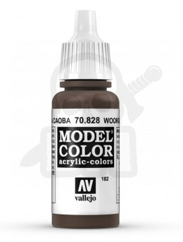 Vallejo 70828 Model Color 17 ml Woodgrain