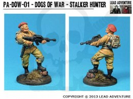 Dogs of War - Stalker Hunter 1 szt.