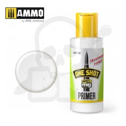 Ammo Mig 2041 One Shot Primer Transparent 60ml