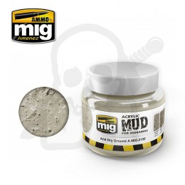 Ammo Mig 2100 Acrylic Mud Arid Dry Ground 250ml