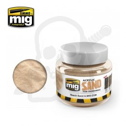 Ammo Mig 2106 Acrylic Sand Ground 250ml