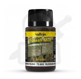 Vallejo 73802 Weathering Effects 40 ml Russian Mud