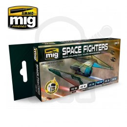 Ammo Mig 7131 Farby Star Fighters Sci-Fi Colors