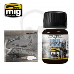 Ammo Mig 1408 Nature Effects Fresh Engine Oil