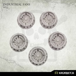 Industrial Fans Set 3