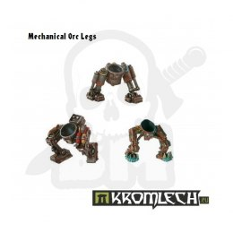 Mechanical Orc Legs