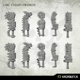 Orc Chain Swords