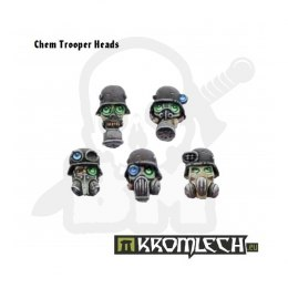 Chem Trooper Heads