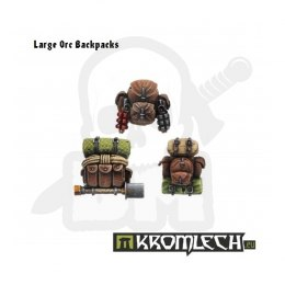 Large Orc Backpacks