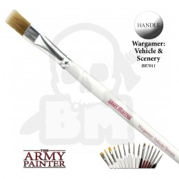 Army Painter Brush Wargamer Wehicle/Terrain