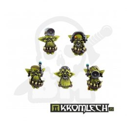 Orc Doctor Heads