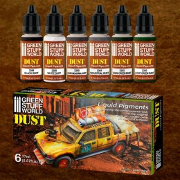 Green Stuff Liquid Pigments Set - Dust