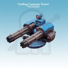 Gatling Cannons Turret