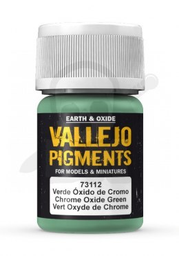 Vallejo 73112 Pigment 35 ml Chrome Oxide Green
