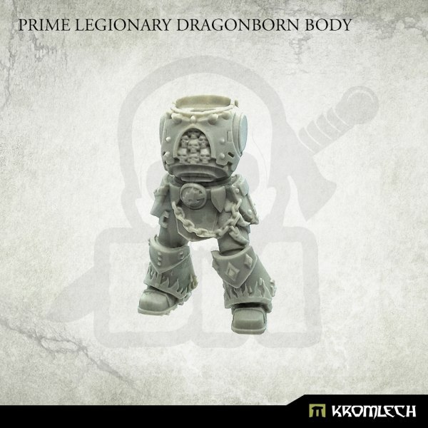 Dragonborn Prime Bodies