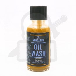 Modellers World - Oil Wash - Fresh rust 30ml