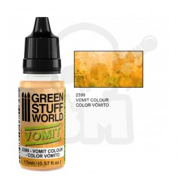 Vomit Effect paint 17 ml