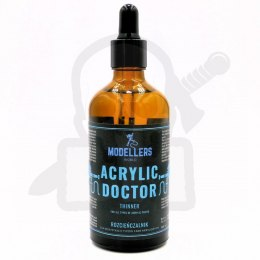 Modellers World - Thinner Acrylic Doctor 100 ml