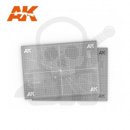 AK Interactive AK8209-A4 AK Scale Cutting Mat A4