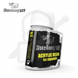 Abteilung 502 ABTP032 Acrylic Resin for Pigments 75ml