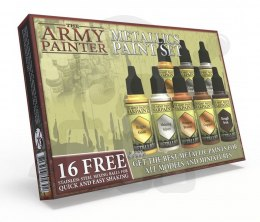 Army Painter Warpaints Metallics Paint Set