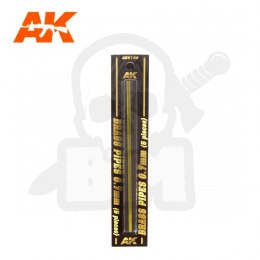 AK Interactive AK9106 Brass Pipes 0,7mm 5 Units
