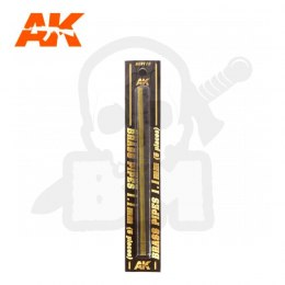AK Interactive AK9110 Brass Pipes 1,1mm 5 Units
