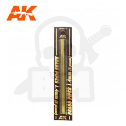 AK Interactive AK9113 Brass Pipes 1,4mm 5 Units