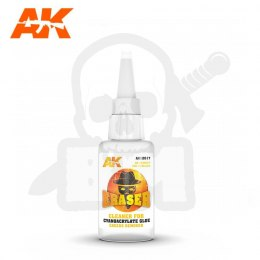 AK Interactive AK12017 Eraser Cleaner For Cyanoacrylate Glue Excess Remover