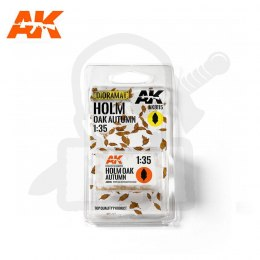 AK Interactive AK8115 Holm Oak Autumn 1:35