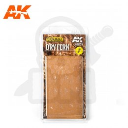 AK Interactive AK8135 Dry Fern 1/32 and 1/35