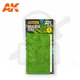 AK Interactive AK8136 Bracken Fern 1/32 and 1/35