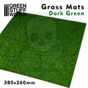 Grass Mats - Dark Green
