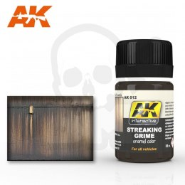 AK Interactive AK012 Streaking Grime 35ml
