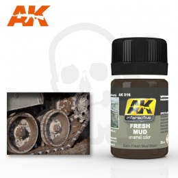 AK Interactive AK016 Fresh Mud 35ml